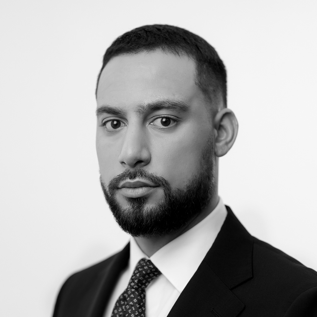 Yoann Roussel Managing Partner